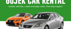 Go jek car rental